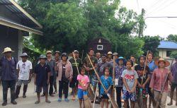 ประกวดชุมชนสะอาดและการจัดการขยะมูลฝอย ทต.พนมรุ้ง