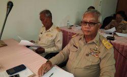 ประชุมสภาเทศบาลตำบลพนมรุ้ง สมัยสามัญ สมัยแรก ครั้งที่๑
