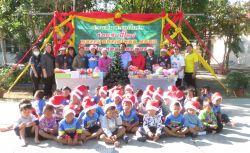 กิจกรรมวันปีใหม่ ๒๕๖๔ ศูนย์พัฒนาเด็กเล็กเทศบาลตำบลพนมรุ้ง