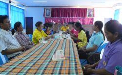 ประชุมการจัดทำแผนโครงการประจำปี ๒๕๕๘